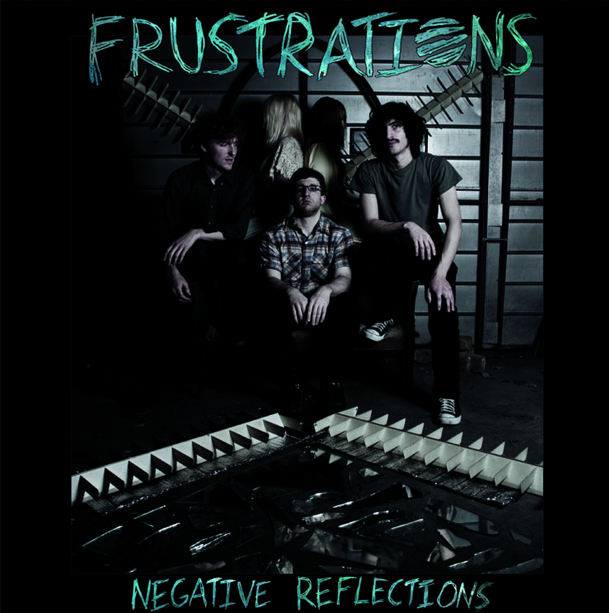 Frustrations Negative Reflections LP