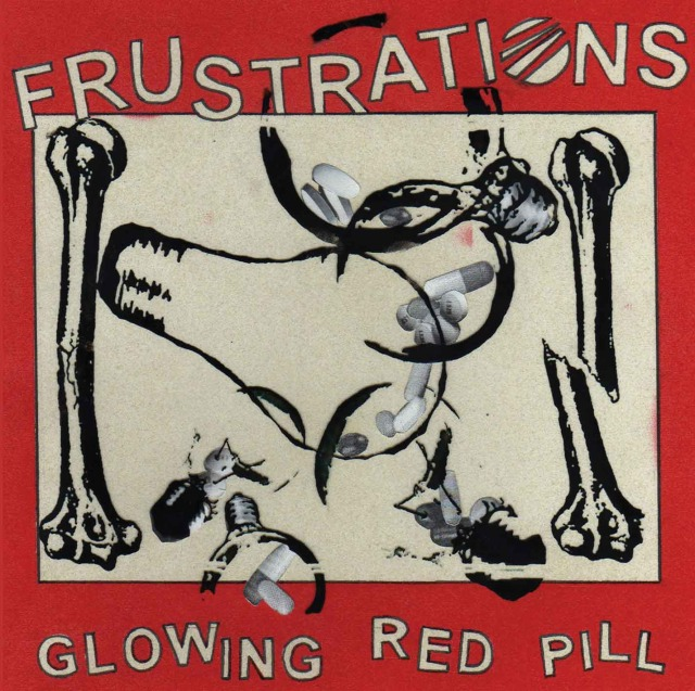 Frustrations Glowing Cover