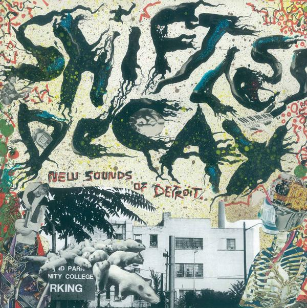 Shiftless Decay LP cover